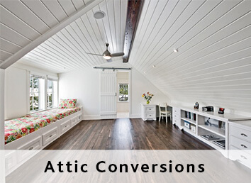 RS Carpentry and Building: Attic Conversions Drogheda, Co .Louth